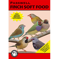 Finch Soft Food